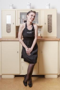 Pin-up Portrait Küche