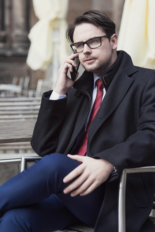 Portraitbilder mit Stefan in Dresden von Ronald Saizew Seitz